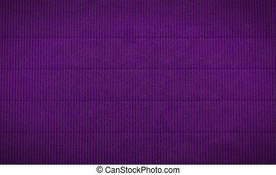 wavy purple background with vertical stripes
