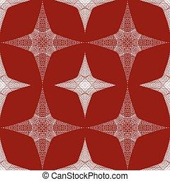 wavy red background