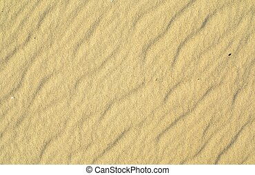 wavy yellow abstract sand texture pattern beach sandy background
