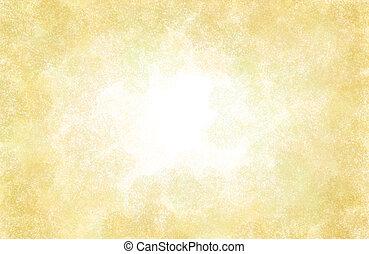 Wax Crayon Texture - gold wax crayon rubbing texture,used as...
