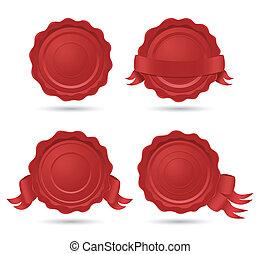 wax seals set