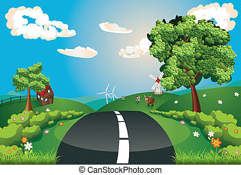 Way Through Nature
