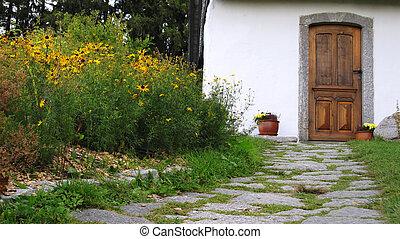 Way to the Door