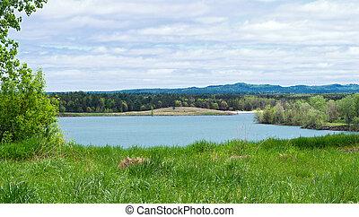Wazee Lake Horizons