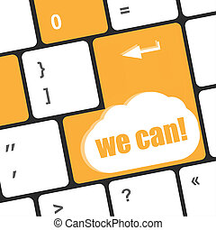 we can button on computer keyboard key