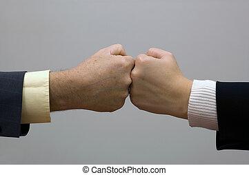 We have got a deal
