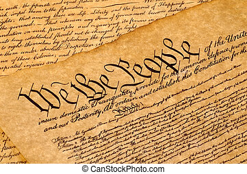 We The People - Declaration of Independence