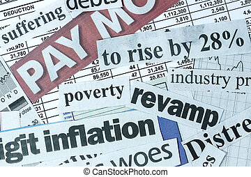Weak economy