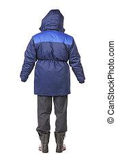 wear., travail, hiver