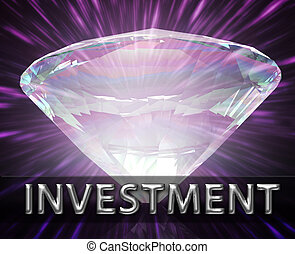 weath, risparmi, concetto, investimento