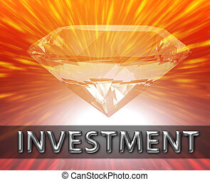 Weath savings investment concept - Luxury retirement wealth...