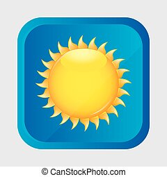 weather design , vector illustration