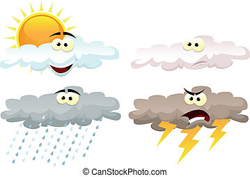 Weather Icons Characters
