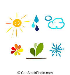 Weather icons for your design