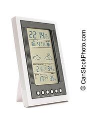 Weather monitoring equipment isolat