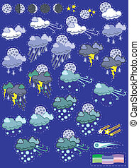 Weather patches (night)
