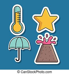 weather related icons