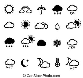 Weather - weather icons