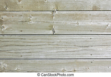 Weathered Pine Boards for a Background