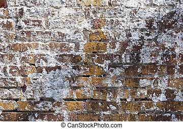 Weathered Brick Background
