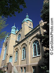 Ukrainian Cathedral in Chicago