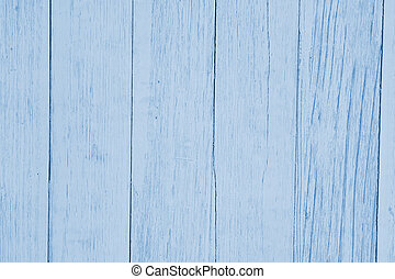 Weathered light blue textured wood background