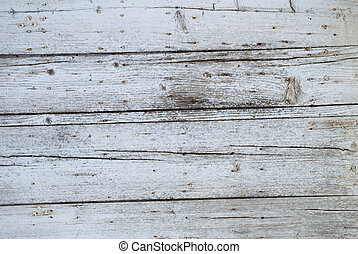 Weathered old wooden wall texture background
