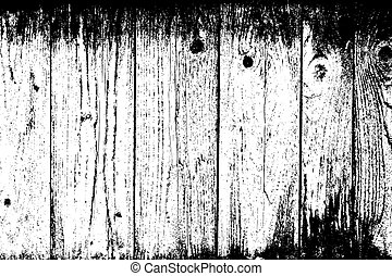 Weathered Planks Background - rough overlay texture for your...