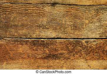 Weathered planks - Weathered old planks as a background. ...