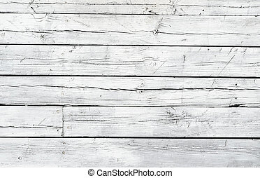 Weathered white wood - A background of weathered white ...
