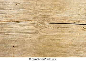 Weathered wood - Cracked and weathered wood as a background...