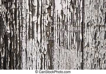 Weathered wood wall texture, perfect as a background