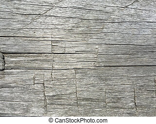 Weathered wooden background texture