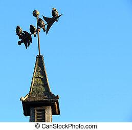 Weathervane Birds