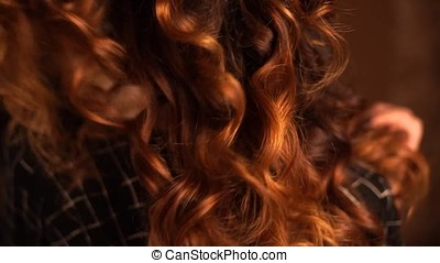 Weave girls braid in hair salon - Weave girls braids in hair...