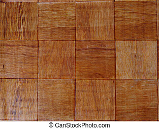 Weaved Bamboo Texture
