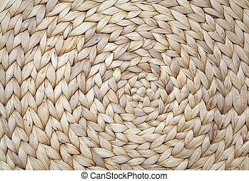 weaving.