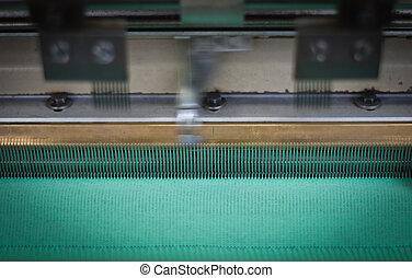 Weaving machine
