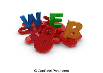 web, безопасность