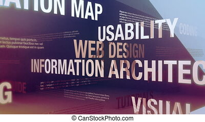 web, дизайн, terms, связанный