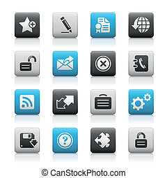 Web 2.0 / Matte Buttons
