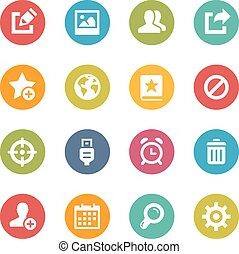 Web and Mobile Icons 2