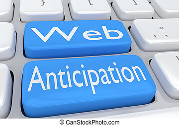 Web Anticipation concept