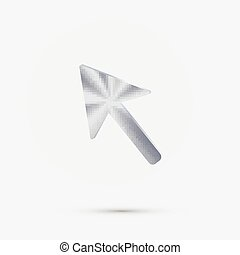 web arrow
