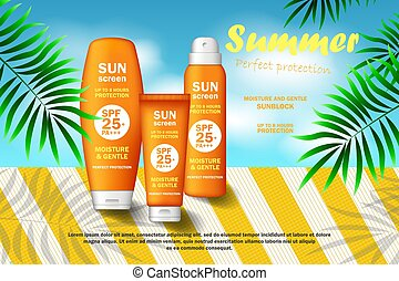 web, bandiera, sunscreen