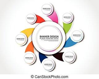 Web Banner Set Vector illustration