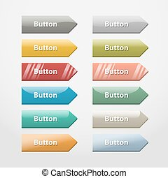 Web buttons. Part III