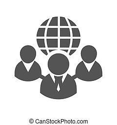 Web Client Server - Web client server, clients, globe, web...