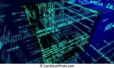 web, code, abstract, html, ontwerp, digitale