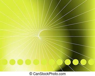 web, composizione, fondo, sagoma, (halftone)